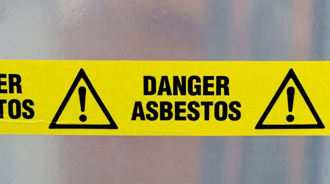 Asbestos removal will get you back on track